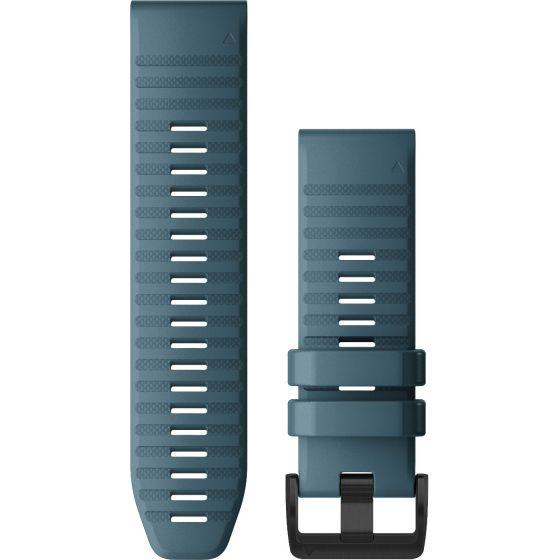 Garmin Quickfit 26mm sininen silikoniranneke 010-12864-03