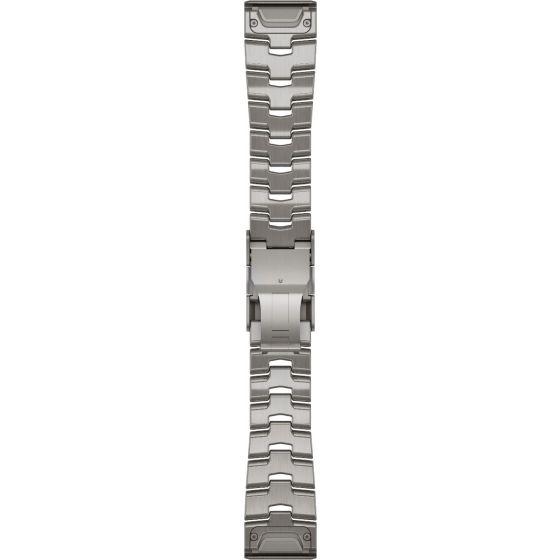 Garmin Quickfit 26mm hengittävä titaaniranneke 010-12864-08