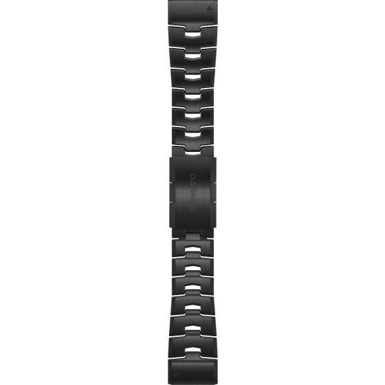 Garmin Quickfit 26mm hengittävä DLC titaaniranneke 010-12864-09