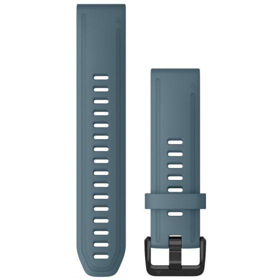 Garmin Quickfit 20mm sininen silikoniranneke 010-12870-00