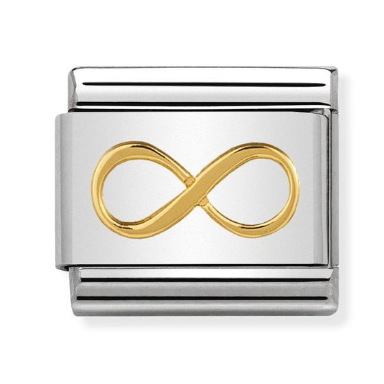 Nomination Gold Infinity 030162-41