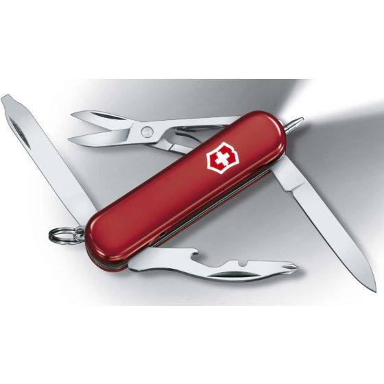 Victorinox Midnite Manager Red 0.6366