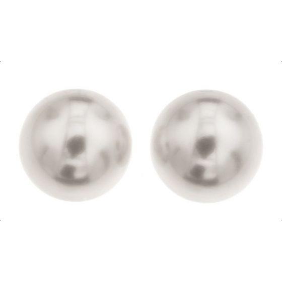 Silver Bar helmikorvakorut 7 mm 1311