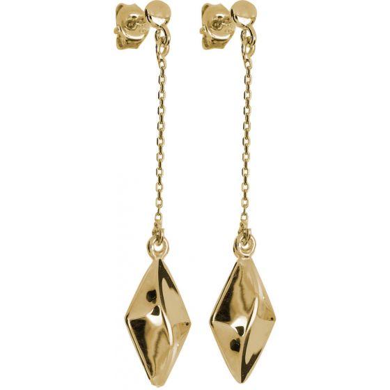 Kohinoor kultaiset korvakorut 133-8315