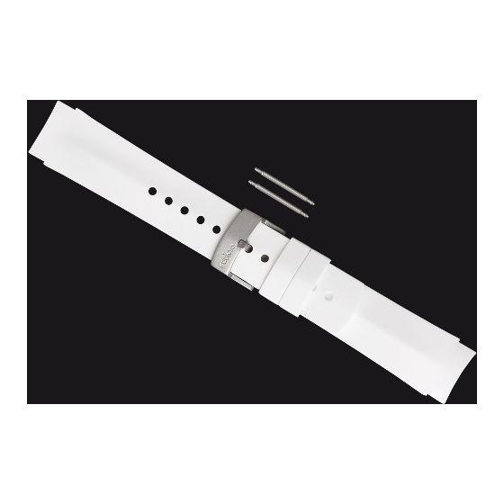 Suunto Elementum Ventus kumiranneke valkoinen SS014824000