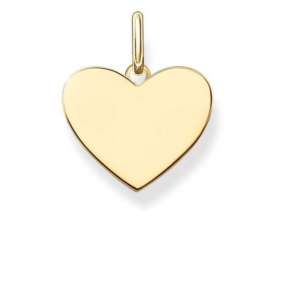 Thomas Sabo LBPE0002-413-12 Love Coins sydäriipus