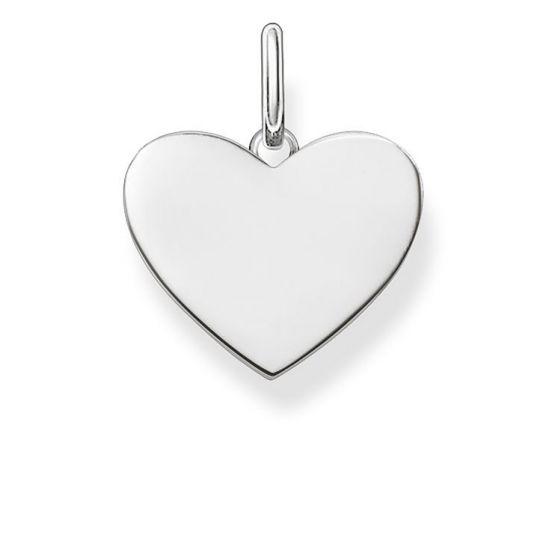 Thomas Sabo LBPE0002-001-12 Love Coins sydänriipus