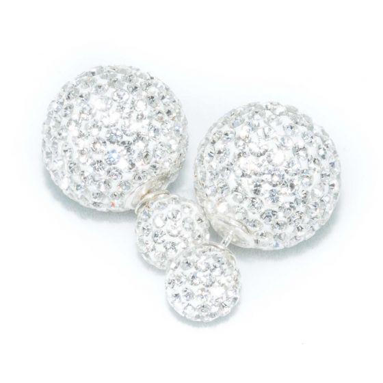 BB-Korvakoru Crystal 8/16 White