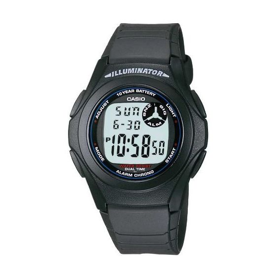 Casio Collection F-200W-1AEG