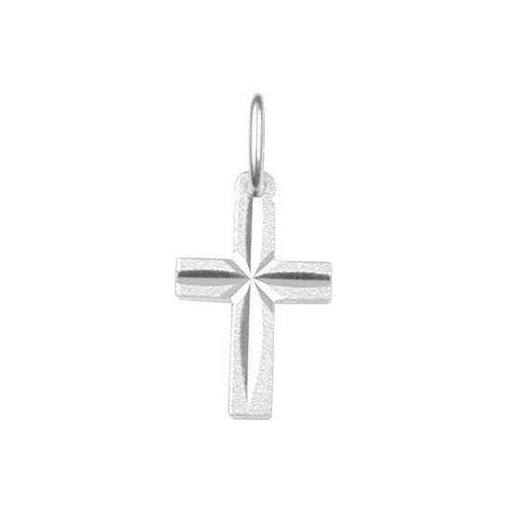 Saurum hopeinen risti, rippilahja 5055 00 000