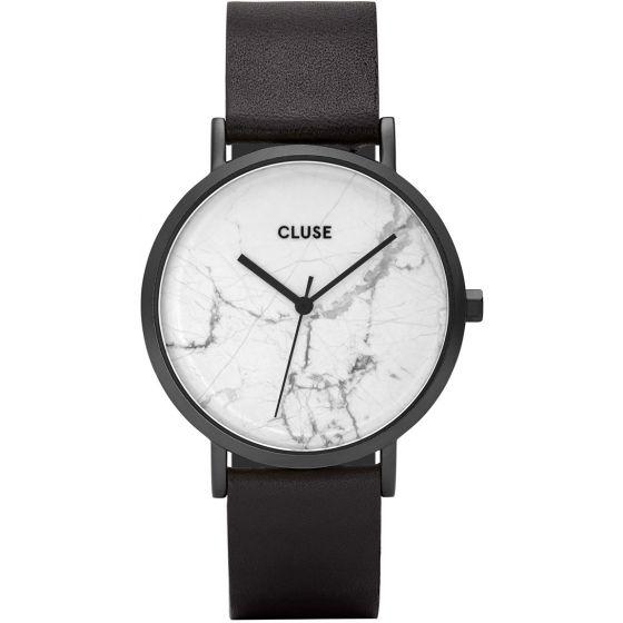 Cluse CL40002 La Roche Full Black White/Marble
