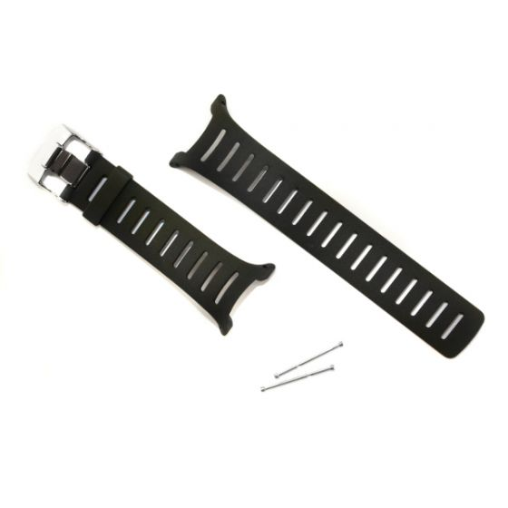 Suunto t3d ranneke / t-sarjan ranneke Black Large SS01280000