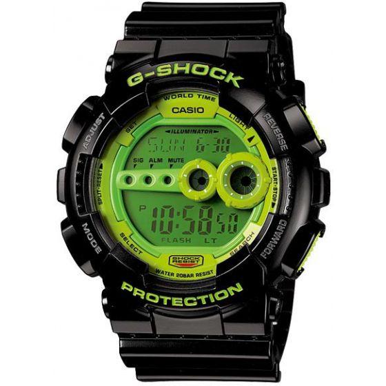 Casio G-Shock GD-100SC-1