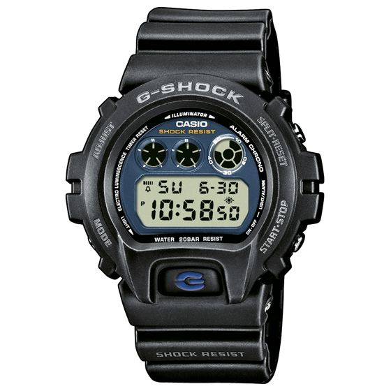 Casio G-Shock DW-6900E-1