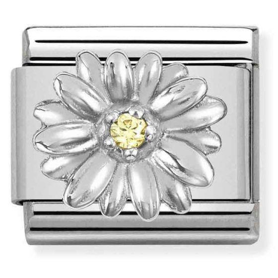 Nomination Classic SilverShine Symbols Daisy 330311-13