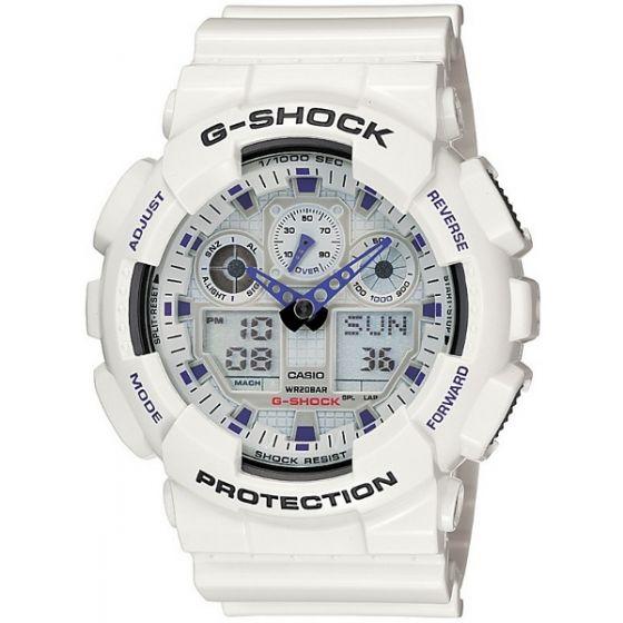 Casio G-Shock GA-100A-7