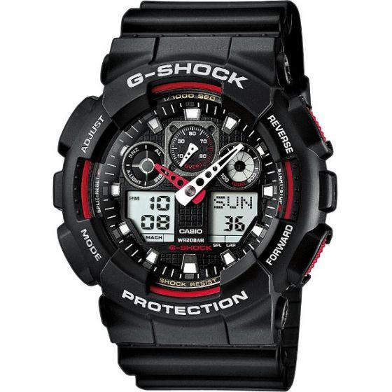 Casio G-Shock GA-100-1A4