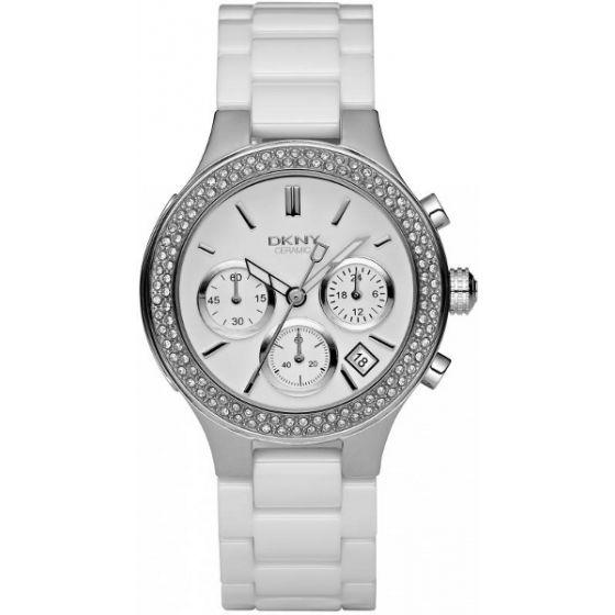 DKNY keraaminen chronograph rannekello NY4985