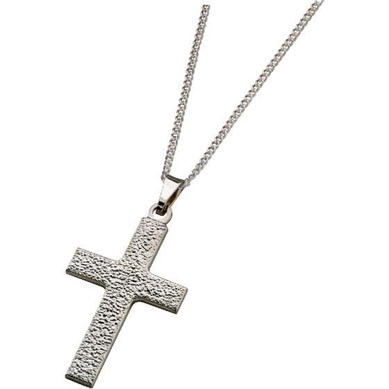 Saurum hopeinen risti 5010 00 000