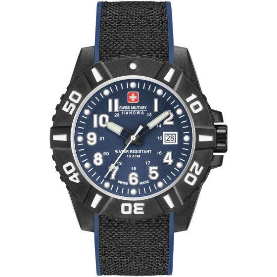 Swiss Military Hanowa 06-4309.17.003 Black Carbon