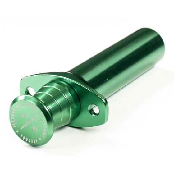Icetool 4ml nuuskatykki, alumiini - vihreä