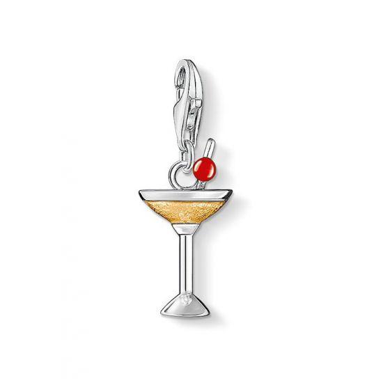 Thomas Sabo Charm Club drinkkilasi hela 0521-007-4