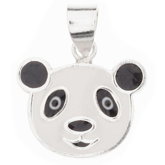 Silver Bar Panda riipus 12 mm 6213