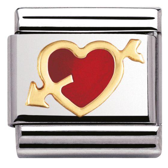 Nomination pala, sydän ja nuoli 030207-12
