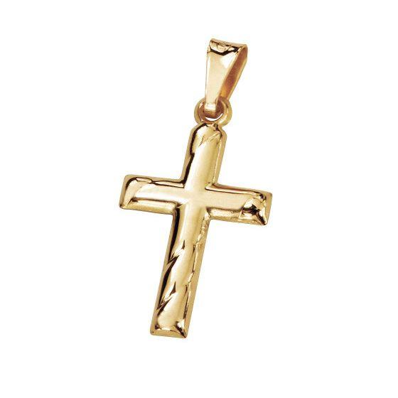Saurum kultainen risti 708000000