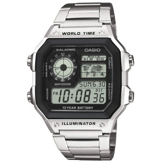 Casio Collection AE-1200WHD-1A