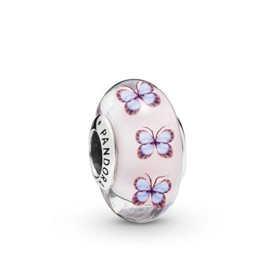 Pandora Butterfly Glass hela 797893
