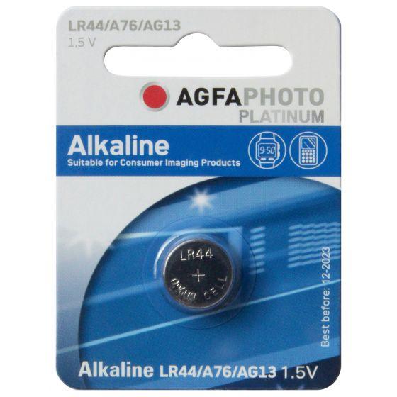 Agfaphoto Platinum nappiparisto LR44 1.5V