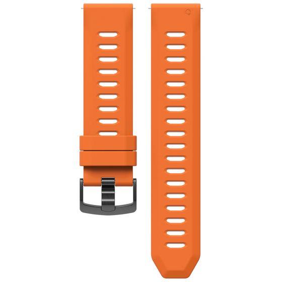 COROS Apex 46 mm / Apex Pro silikoniranneke oranssi WAPXP-WB-ORG