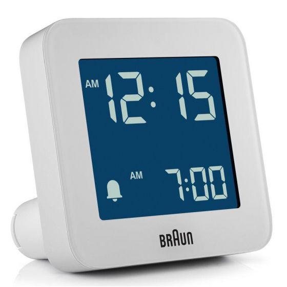 Braun BC09W herätyskello
