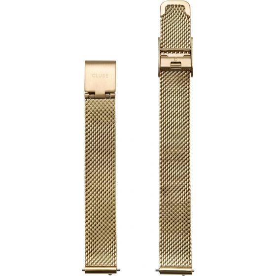 Cluse La Vedette CLS503 Mesh Gold ranneke 12 mm