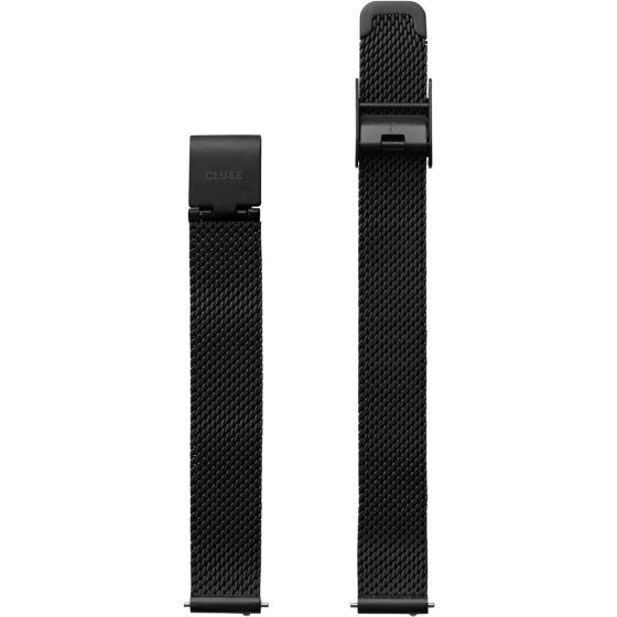 Cluse La Vedette CLS504 Mesh Full Black ranneke 12 mm