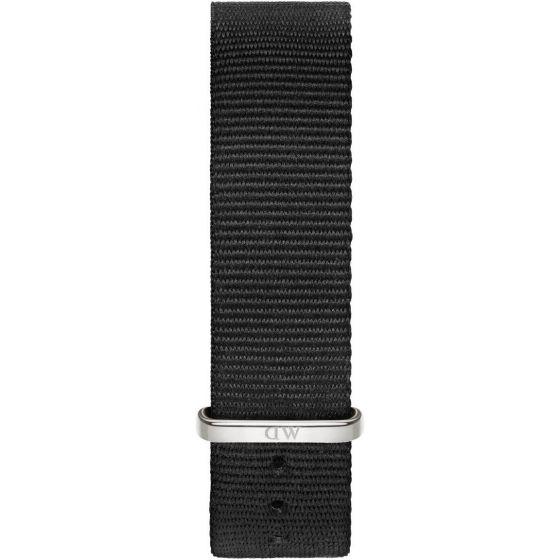 Daniel Wellington Classic Cornwall ranneke Silver 18mm DW00200138