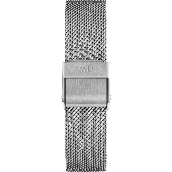 Daniel Wellington Classic Petite Melrose ranneke Silver 14mm DW00200140