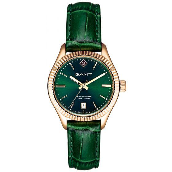 Gant Sussex vihreä-kulta G136002