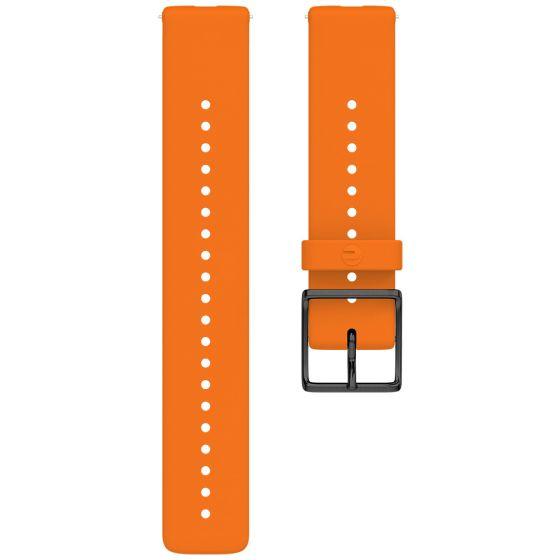 Polar Ignite ja Unite oranssi silikoniranneke 89181836P.00