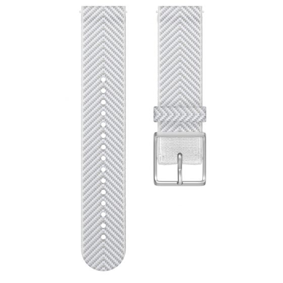 Polar Ignite ja Unite tekstiiliranneke valkoinen 91080475