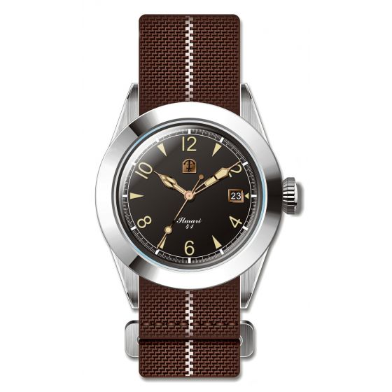 Pookwatches Ilmari41 Limited Edition