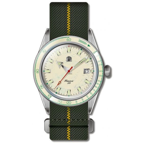 Pookwatches Ilmari 39 Limited Edition
