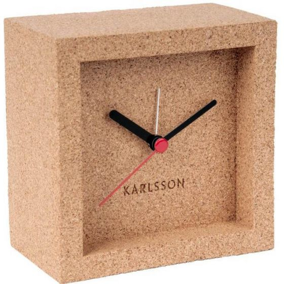 Karlsson Franky KA5684 herätyskello 10cm