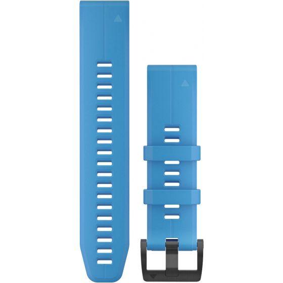 Garmin Quickfit 22mm ranneke 010-12740-03 sininen silikoni