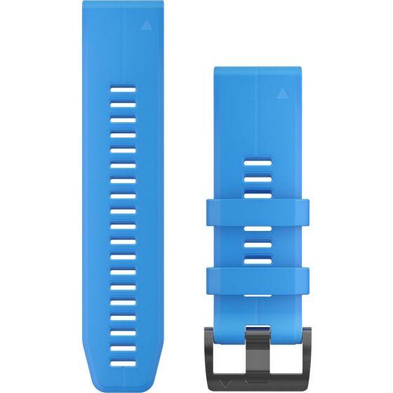 Garmin Quickfit 26mm ranneke 010-12741-02 sininen silikoni