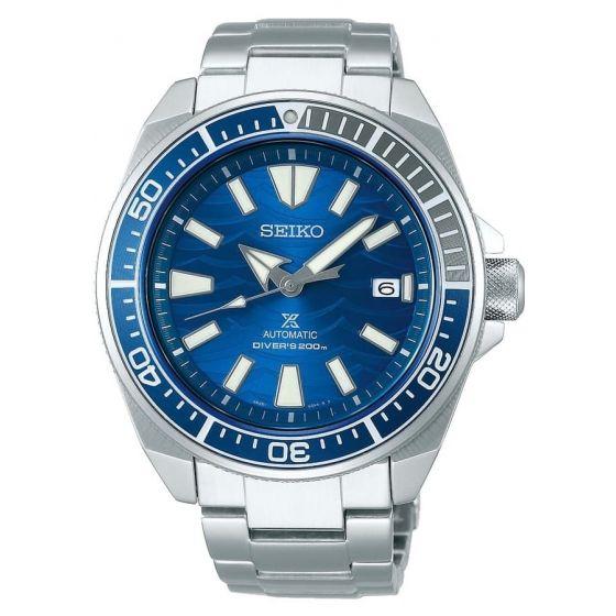 Seiko Prospex Save the Ocean Samurai SRPD23K1 Great White Shark