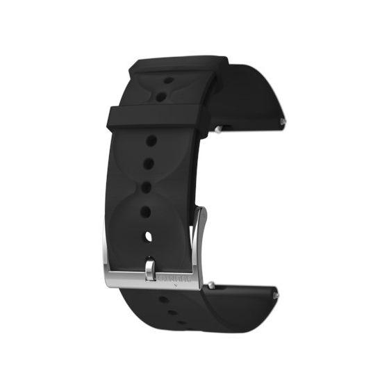 Suunto 3 Fitness Black silikoniranneke SS050057000