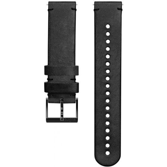Suunto 3 Urban 2 Black nahkaranneke 20 mm SS050398000