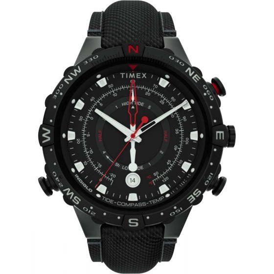 Timex Allied® Tide-Temp-Compass with Intelligent Quartz® Technology 45mm TW2T76400